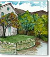 Cosica Italy Canvas Print