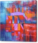 Cosmic Garage Canvas Print