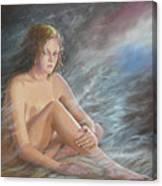 Cosmic Mysts Canvas Print