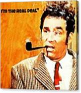 Cosmo Kramer The Real Deal Canvas Print