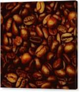 Costa Rican Coffee Canvas Print