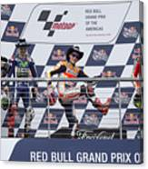 Cota 2016 Podium Canvas Print