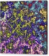Cottage Garden Series 18 Canvas Print