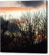 Cotton Clouds 2 Canvas Print