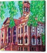 Cottonwood County Courthouse  Canvas Print