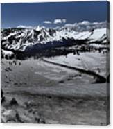 Cottonwood Pass Canvas Print