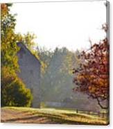 Country Autumn Canvas Print