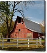 Country Farm Canvas Print