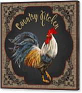 Country Kitchen-jp3764 Canvas Print