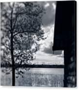 Country Landscape #9261 Canvas Print