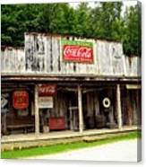 Country Store Canvas Print
