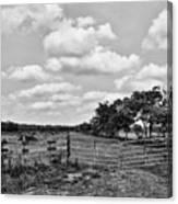 Countryside Views 3 Canvas Print