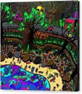 Cove Beach Canvas Print