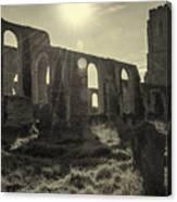 Covehithe Abbey Canvas Print