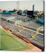 Coventry City - Highfield Road - East Stand Swan Lane 2 - August 1991 Canvas Print