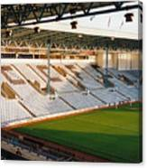 Coventry City - Highfield Road - East Stand Swan Lane 3 - October 1994 Canvas Print