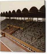 Coventry City - Highfield Road - South Side Main Stand 1 - 1969 Canvas Print