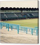 Coventry City - Highfield Road - South Side Main Stand 2 - August 1991 Canvas Print