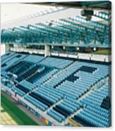 Coventry City - Highfield Road - South Side Main Stand 3 - August 1997 Canvas Print