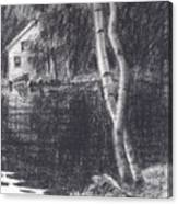 Cove's Edge Canvas Print