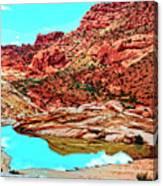 Coyote Butte Canvas Print