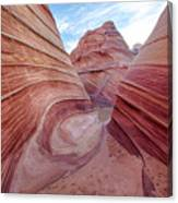 Coyote Buttes 6 Canvas Print