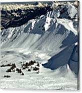 Cpr Ridge Extreme Terrain Canvas Print
