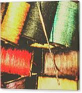Craft Grunge Canvas Print