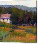 Crammond Farm Canvas Print