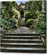 Cranbrook Staircase Canvas Print