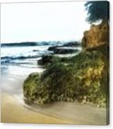 Crash Boat Beach, Pr Canvas Print