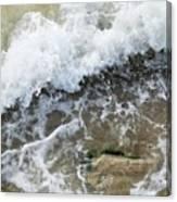 Crashing Waves Canvas Print