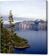 Crater Lake 3 Canvas Print