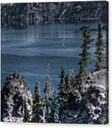 Crater Lake 4 Canvas Print