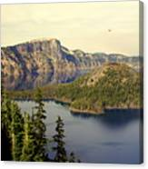 Crater Lake 6 Canvas Print
