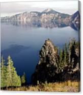 Crater Lake 7 Canvas Print