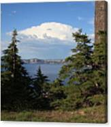 Crater Lake 8 Canvas Print
