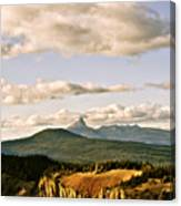 Crater Lake IIi Canvas Print