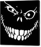 Crazy Monster Grin Canvas Print