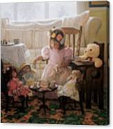 Cream And Sugar Canvas Print