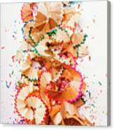 Creative Mess Canvas Print