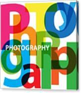 Creative Title - Photography Canvas Print