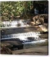 Creek At Table Rock Canvas Print