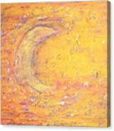 Crescent Dreams Canvas Print