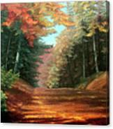 Cressman's Woods Canvas Print