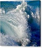 Cresting Wave Canvas Print