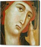 Crevole Madonna Canvas Print