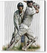 Cricket2 Canvas Print