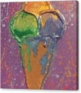 Crill's Ice C.r.e.a.m. Canvas Print