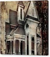 Crisp Home 1 Canvas Print